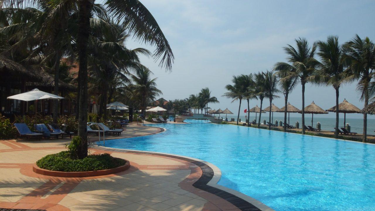 Resort hotel in Danang
