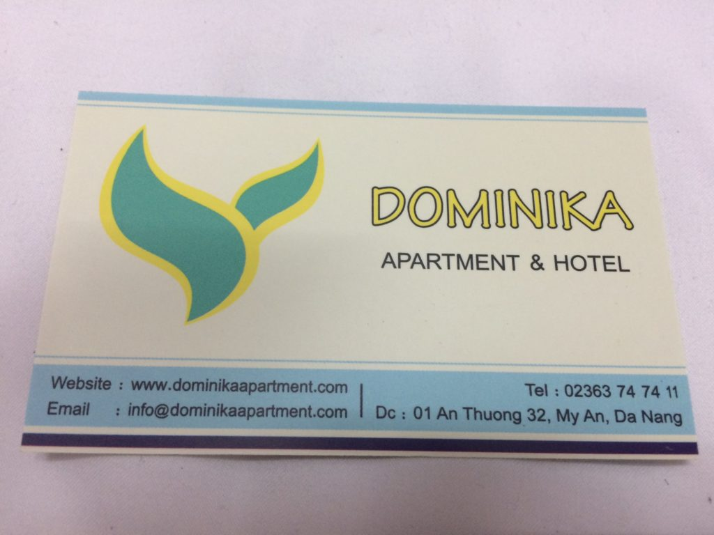 DOMINIKA Apartment in Danang