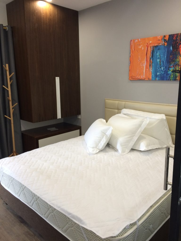 Bella Apartment in Danang, room for $400, bed room
