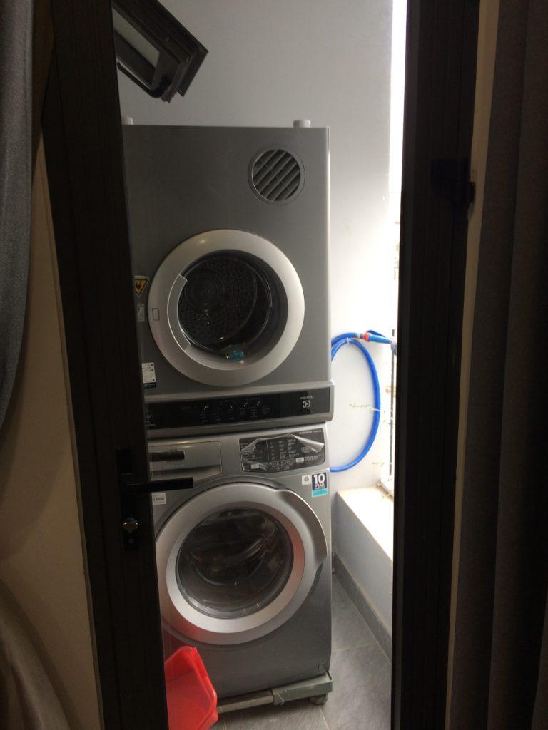 Bella Apartment in Danang, room for $400, laundry