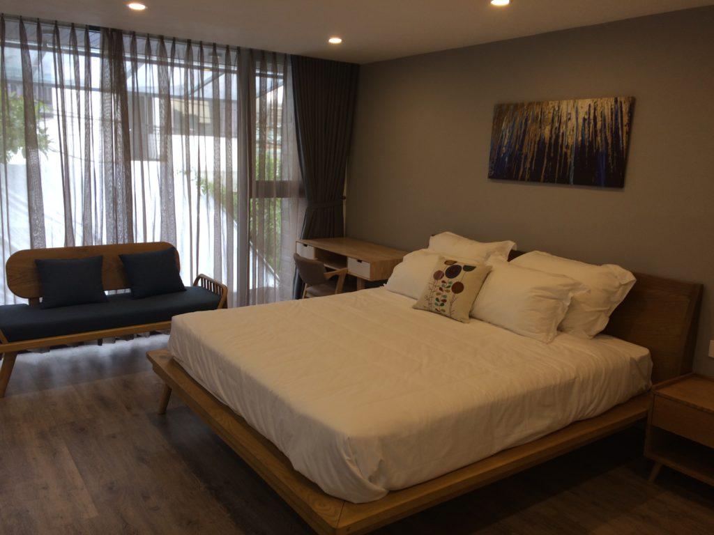 Bella Apartment in Danang, room 201, bed room