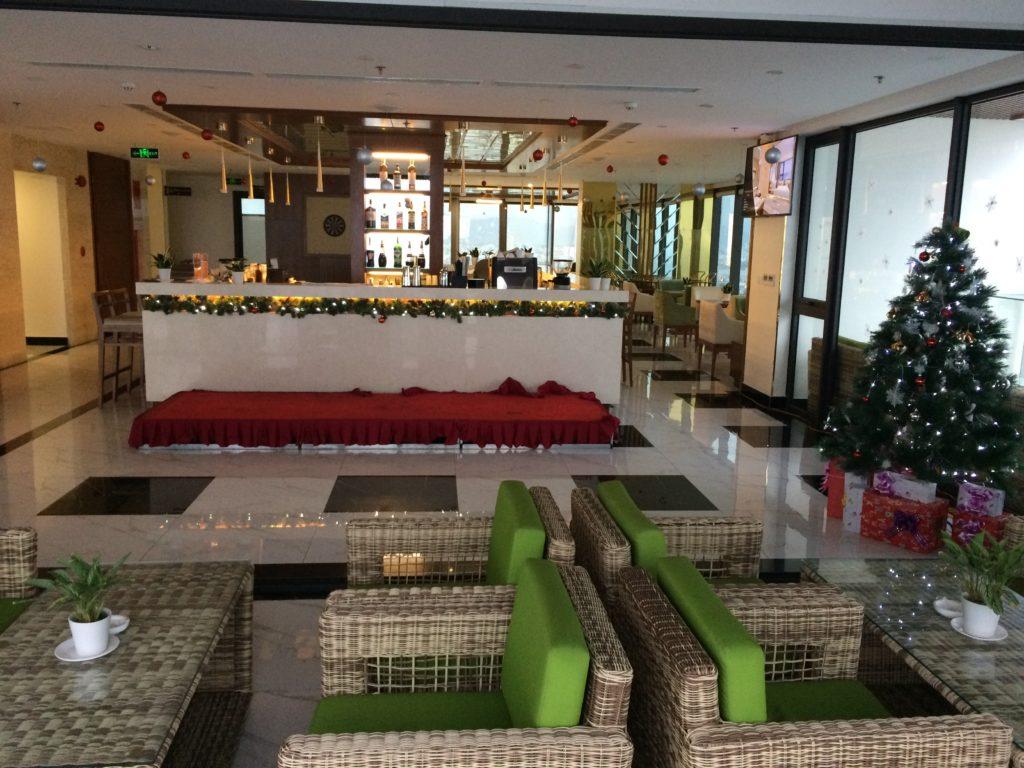 SKY BAR at ROSAMIA HOTEL in Danang, interior