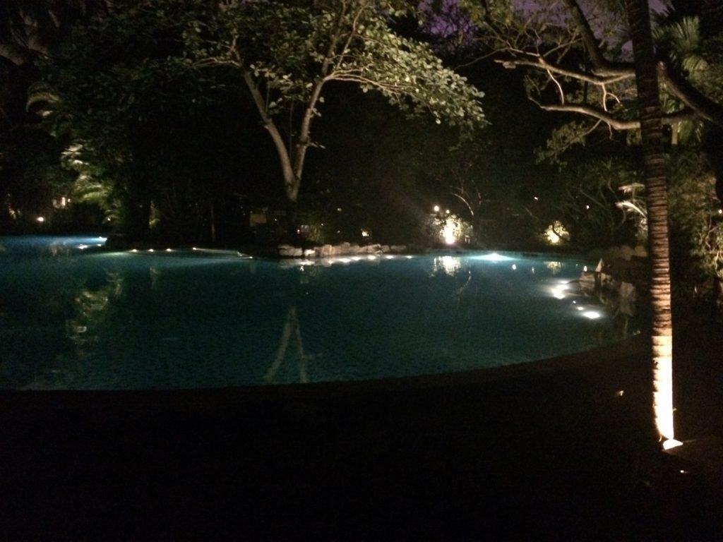 The Frama Resort, pool